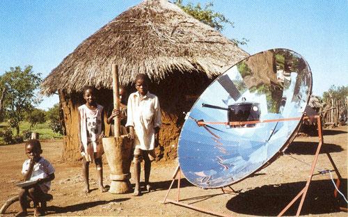 Solarenergie in afrika